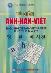 Từ điển Anh - Hàn - Việt