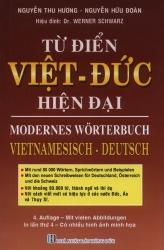Từ điển Việt - Đức hiện đại (80.000 từ)
