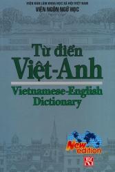 Từ điển Việt - Anh - Viện ngôn ngữ học
