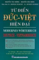 Từ điển Đức - Việt hiện đại (75.000 từ)