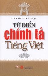 Từ điển chính tả tiếng Việt (khổ nhỏ)