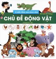 Từ điển tiếng Anh bằng hình - Chủ đề động vật