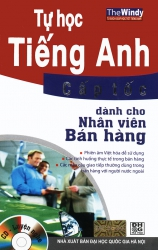 Tự học tiếng Anh cấp tốc dành cho nhân viên bán hàng (kèm CD)