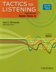Tactics for Listening - Basic - Pack A