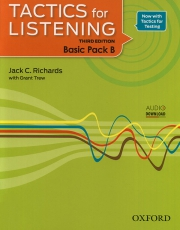 Tactics for Listening - Basic - Pack B (kèm CD)
