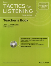 Tactics for Listening - Basic - Teacher's Book (kèm CD)