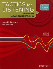 Tactics for Listening - Developing - Pack A