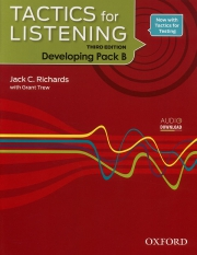 Tactics for Listening - Developing - Pack B (kèm CD)