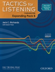 Tactics for Listening - Expanding - Pack B