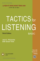 Tactics for Listening - Third edition - Basic (khổ nhỏ - song ngữ)