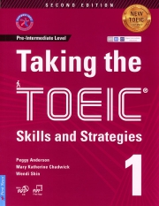 Taking the TOEIC Skills and Strategies 1 - Second Edition - Pre-Intermediate Level (kèm CD)