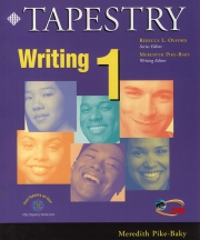 Tapestry 1 - Writing