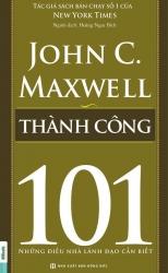 Thành công - 101 những điều nhà lãnh đạo cần biết