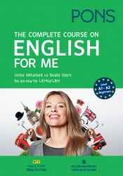 The Complete Course on English for Me – Level A1-A2 (kèm CD)