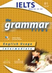The Grammar Files – B1 level