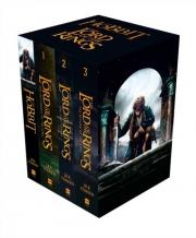 The Lord of the Ring series và The Hobbit - Trọn bộ 4 cuốn