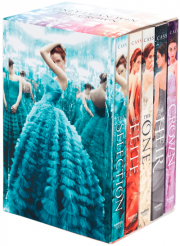 The Selection series - Trọn bộ 4 cuốn