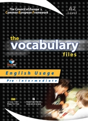 The Vocabulary Files – A2 level