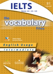 The Vocabulary Files – B1 level