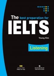 The best preparation for IELTS Listening (kèm CD)