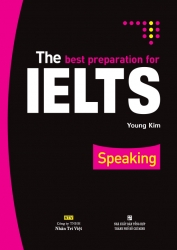 The best preparation for IELTS Speaking (kèm CD)