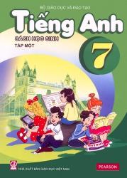 Tiếng Anh 7 - Sách học sinh - Tập 1