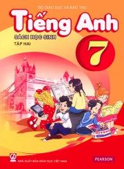 Tiếng Anh 7 - Sách học sinh - Tập 2