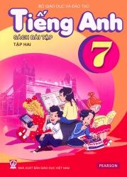 Tiếng Anh 7 - Sách bài tập - Tập 2
