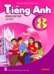Tiếng Anh 8 - Sách bài tập - Tập 1