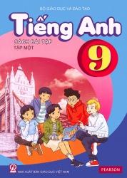 Tiếng Anh 9 - Sách bài tập - Tập 1