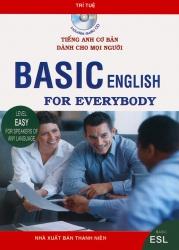 Tiếng Anh cơ bản dành cho mọi người (kèm CD)