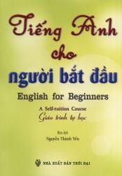 Tiếng Anh cho người bắt đầu (kèm CD)