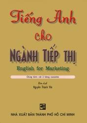 Tiếng Anh cho ngành tiếp thị