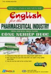 Tiếng Anh dùng trong ngành Công Nghiệp Dược (kèm CD)