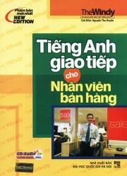 Tiếng Anh giao tiếp cho nhân viên bán hàng (kèm CD)