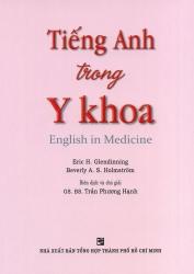 Tiếng Anh trong Y Khoa (kèm CD)