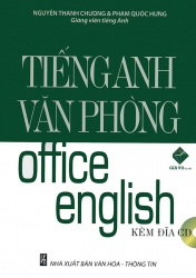 Tiếng Anh văn phòng (kèm CD)