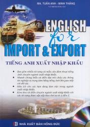 Tiếng Anh xuất nhập khẩu (kèm CD)