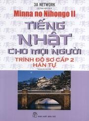 Tiếng Nhật cho mọi người Mina no Nihongo - Sơ cấp 2 - Hán tự
