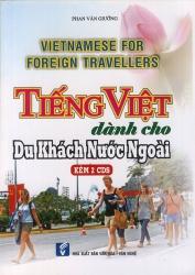 Tiếng Việt dành cho Du Khách Nước Ngoài (kèm CD)