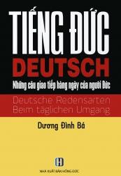 Tiếng Đức - Những câu giao tiếp hàng ngày của người Đức
