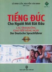 Tiếng Đức cho người mới bắt đầu (kèm CD)