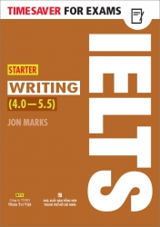 Timesaver for Exams – IELTS Starter Writing (4.0 – 5.5)