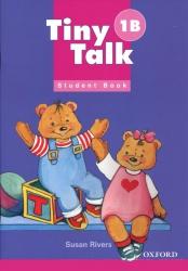 Tiny Talk 1B - Student Book