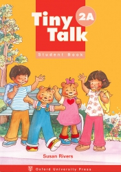 Tiny Talk 2A - Student Book