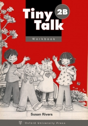 Tiny Talk 2B - Workbook