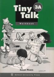 Tiny Talk 3A - Workbook