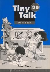 Tiny Talk 3B - Workbook