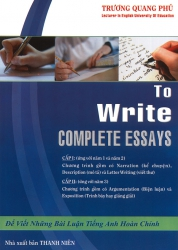 To Write Complete Essays