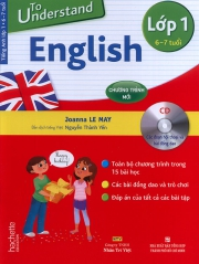 To understand English - Lớp 1 (kèm CD)